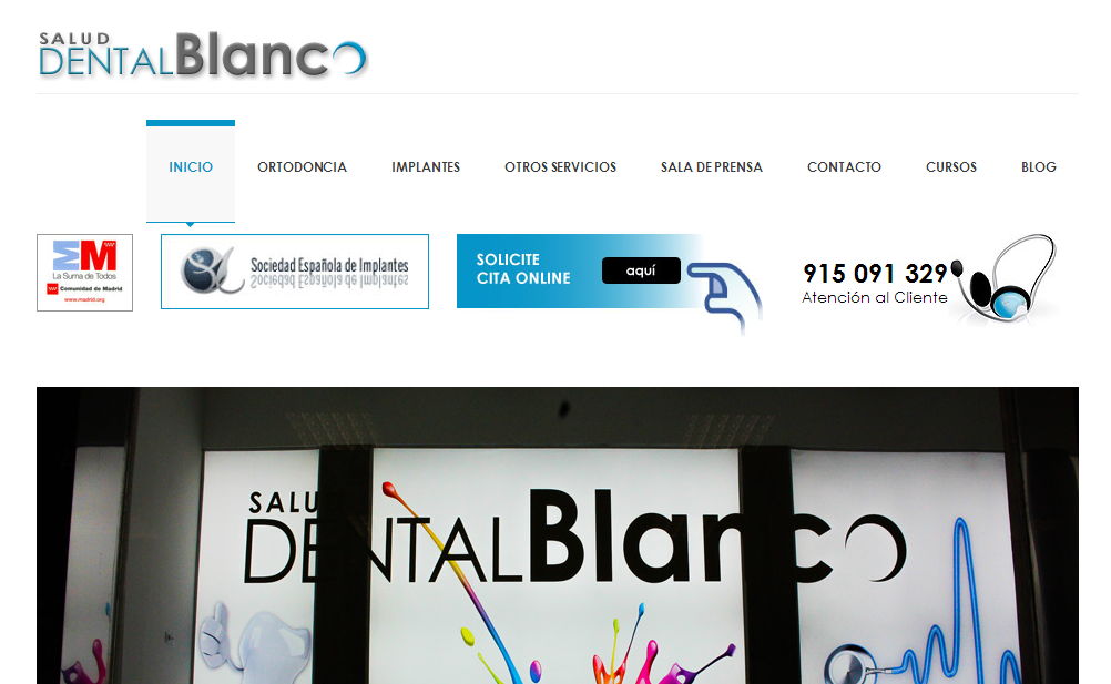 clinicas dentales en madrid